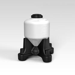 Емкость ЦКТ 35 л с подставкой (комплектация стандарт)