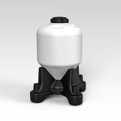 Емкость ЦКТ 60 л с подставкой (комплектация стандарт)