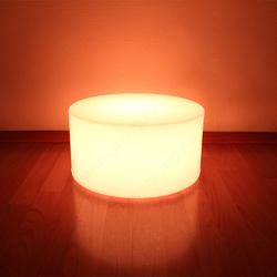Декоративная фигура Flox Цилиндр малый с подсветкой