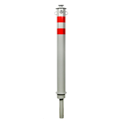 Съемный парковочный столбик СС-76.000 СБ