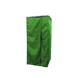 Дачная душевая кабина Rostok сборная без бака (зеленая)