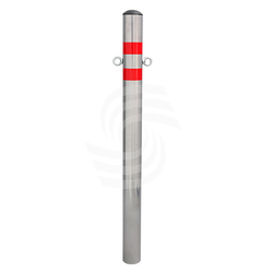 Парковочный столбик Оптима СБК с промоушинами
